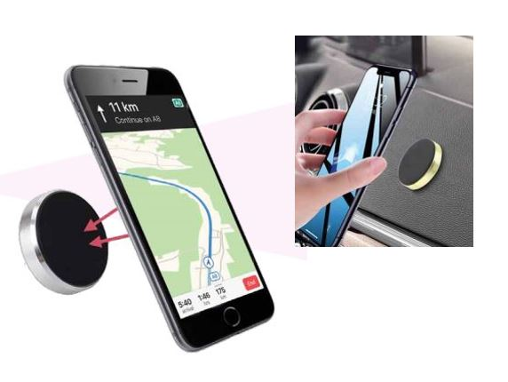Image For Magnetic Car Mount